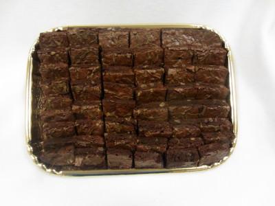 Fudge Brownie Tray