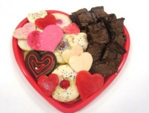 Heart Cookies/Brownies