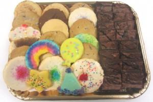 Birthday Cookies & Brownies