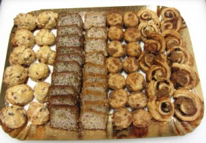 Deluxe Pastry Tray