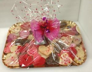 Valentine Sugars n' Shapes